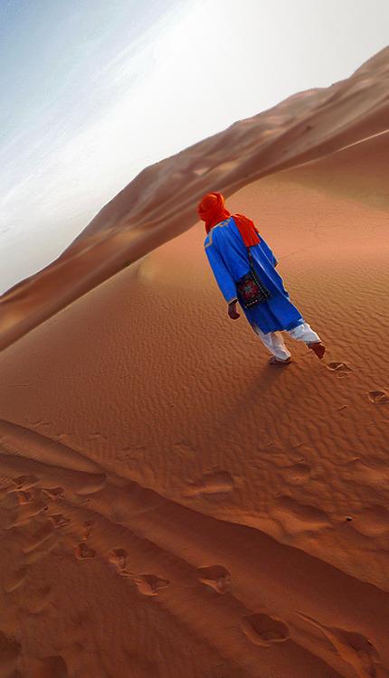 L'Air au Desert Marocain